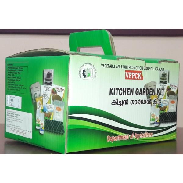 *Vegetable Challenge Kit